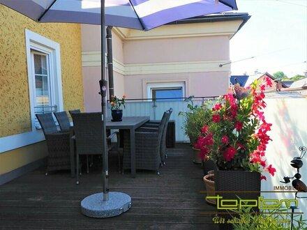 Wunderschöne, große 2 Zimmerwohnung mit XL-Terrasse