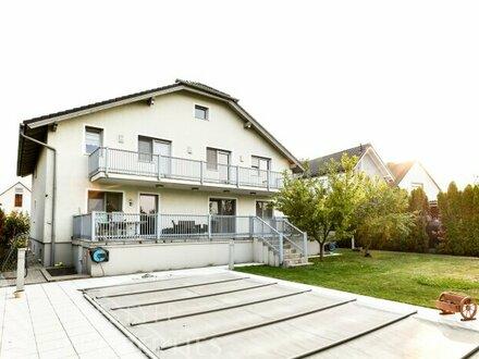 Luxuriöse 7-Zimmer Villa mit Pool Nähe Essling