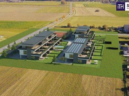 ITH LEBENSWERT EIGENGARTEN 150 m²! IDEAL eingeteilte GARTENWOHNUNG ca. 60 m² mit großer SONNENTERRASSE in unmittelbarer NÄHE…