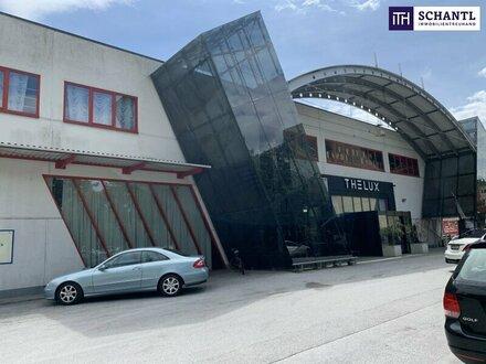 TOP Gewerbestandort bis 2.000m² NFL + Beste Verkehrsanbindung + Großzügige Freiflächen!!!