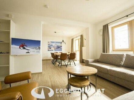 Saalbach Hinterglemm: die Gelegenheit !! ; großzügige 128m² 5 Zimmer-Wohnung, neu renoviert, möbliert !! touristisch vermietbar…