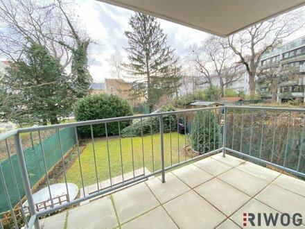 Ruhige 4-Zimmer Wohnung mit Balkon und Grünblick -- Garagenplatz optional