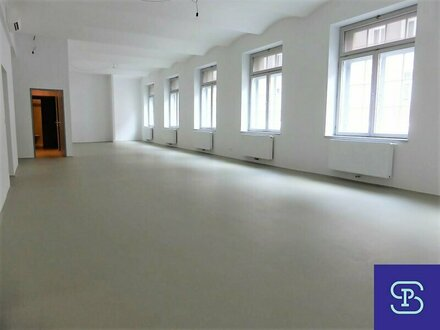 Stylisches 162m² Büro mit Klimaanlage und Fernwärme in Toplage - 1060 Wien