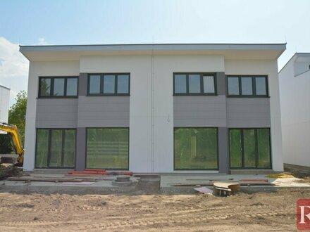 Belagsfertige Doppelhaushälfte - provisionsfrei direkt vom Bauträger - Haus 3
