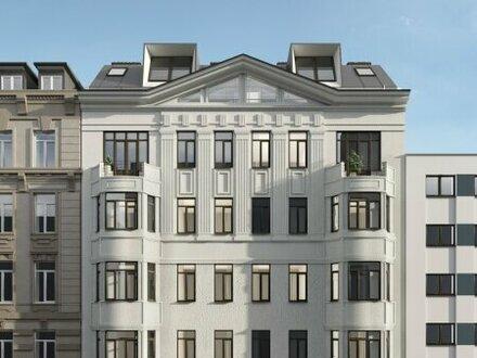 URBANES WOHNEN - Smartes Cityapartment - DER KANDLHOF - 68m² ALTBAU ERSTBEZUG mit BALKON in 1070 Wien
