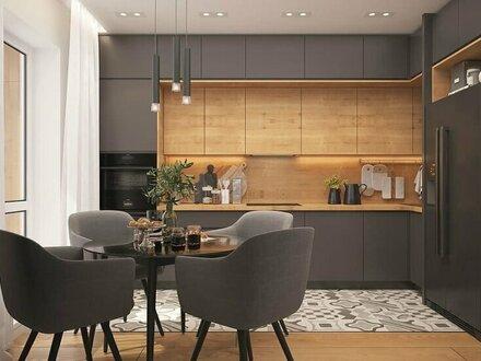 Luxuriöse 5-Zimmer Dachgeschosswohnung mit Terrasse, Nähe Kärntnerstraße