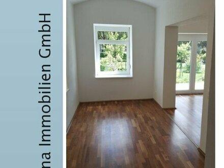 Wohnen am Lendkanal - 37m² Gartenwohnung + 10m² Terrasse + 76m² Garten