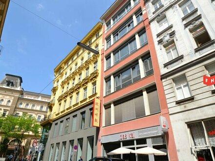 Moderne Büroflächen Nähe Museumsquartier bei der Mariahilferstraße