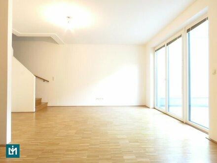 Großzügige 4 - Zimmer Garten-Maisonette in Ruhelage am Hauptplatz!