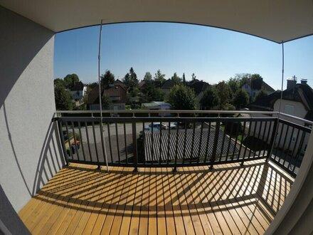 Neubauwohnung mit Traunsteinblick