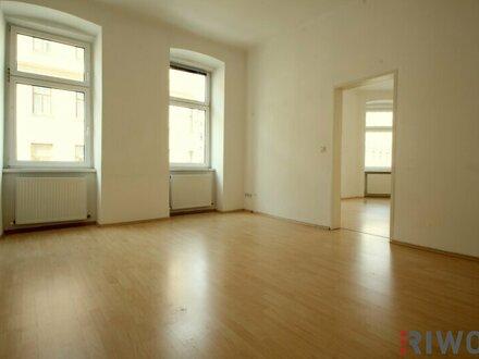 ++ gepflegte Eck-Altbauwohnung mit 2 Zimmern nahe dem Währinger Park ++