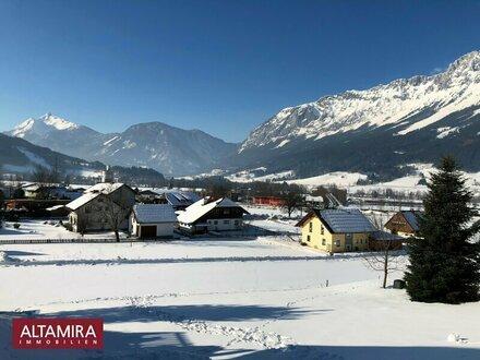 Perfekt für Ihre Jungfamilie! 673m² Baugrundstück in sonniger, ebener Lage mit Bergblick