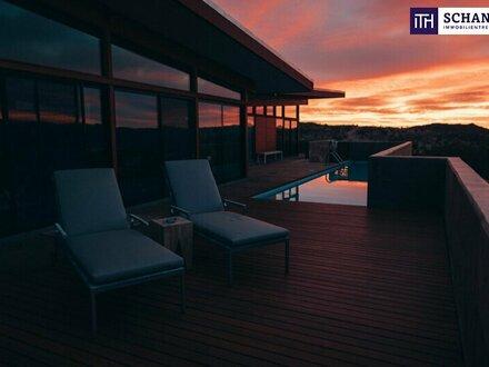 PENTHOUSEcharakter! Wunderschöne Neubauwohnung mit 3Zi und großer Terrasse!