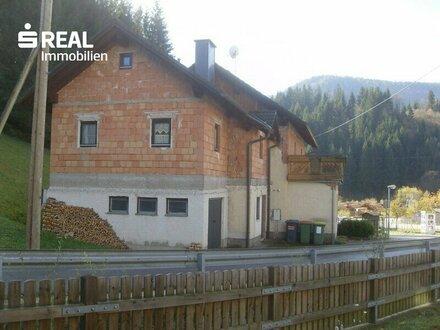 Super Schnäppchenpreis!!!! Mariazell! Zweifamilienhaus mit Nebengebäuden
