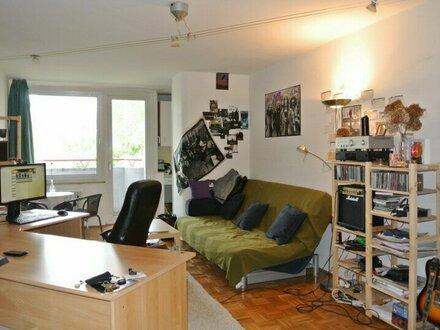 Zentrale 1-Zimmer-Wohnung mit Balkon in Schallmoos
