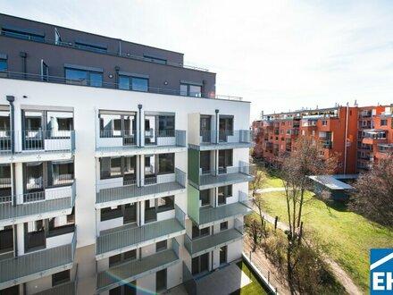 ++ERSTBEZUG++ Top 4-Zimmer Wohnung mit Freifläche