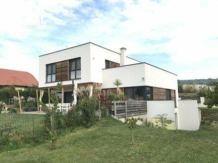 2413 Edelstal, neuwertiges Mehrfamilienhaus mit Wohnkeller bzw. als Ordination nutzbar in ruhiger Siedlungslage!
