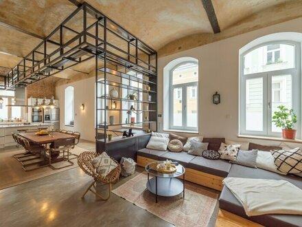 ++WG-tauglich++ Helle 4.5-Zimmerwohnung mit Wohnküche, Terrasse & Partykeller, beim Auer-Welsbach-Park!