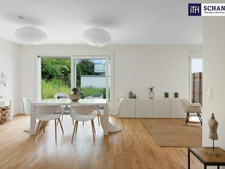 Der Traum aller Familien: Absolute Ruhelage + riesiger Garten + 4-Zimmer + Erstbezug + beliebte Wohngegend!