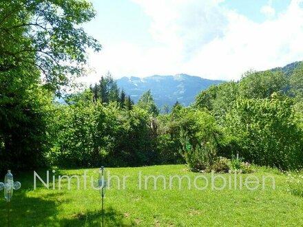 Exklusives Grundstück in Sonnen-Ruhelage mit Altbestand - in Reith bei Kitzbühel