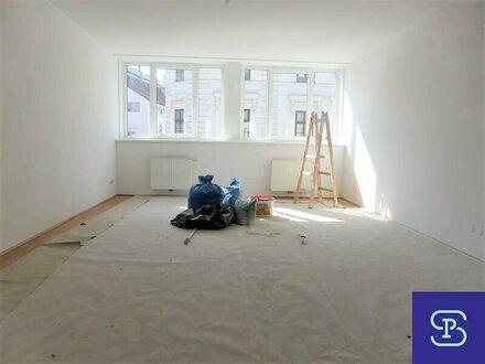 Toplage: unbefristeter 112m² Erstbezug mit Einbauküche und Loggia - 1080 Wien
