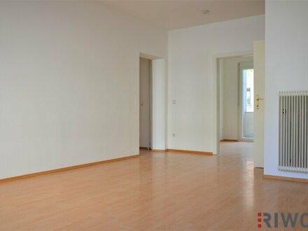 Kreuzbergl: großzügige 3-Zimmer-Wohnung mit Balkon - Ruhelage