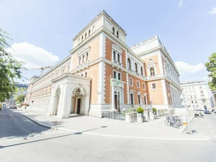 TOP 1-Zimmer Büro in der Börse in 1010 Wien zu vermieten!