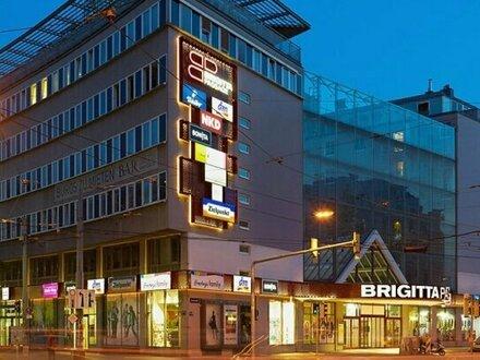 """Geschäftsfläche in der """"Brigitta Passage"""""""