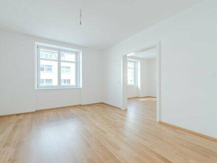 ++NEU++ Hochwertiger 3-Zimmer ALTBAU-ERSTBEZUG, 2 Balkone (11m²), perfekter Schnitt!!