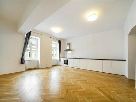 ++NEU++ Optimal aufgeteilte 2-Zimmer ALTBAU-Wohnung in toller Lage! mit Einbauküche!