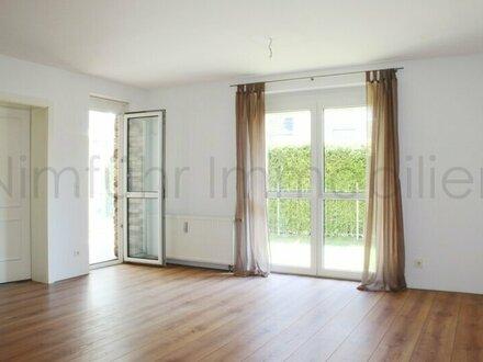 Sonnige 2,5-Zimmer-Garten-Wohnung in ruhiger Lage - Riedenburg
