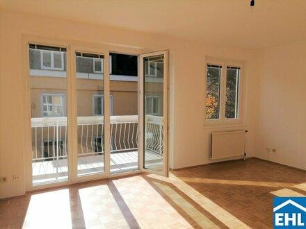 Wunderschöne 2 Zimmerwohnung - Nähe Raimund Zoder Park.