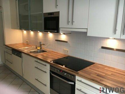 Wohnen zwischen KREUZBERGL und INNENSTADT - 3 Zimmer - Küche und Badezimmer mit TOP-Ausstattung