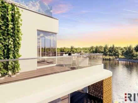 Wohnen am Wasser|Luxus trifft Innovation|Design trifft Funktion|