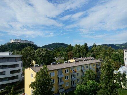 Sehr schöne 2 Zi.Whg mit Balkon im Nonntal