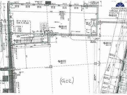 Steyr, Pachergasse 9_Grundrissplan Geschäft G02