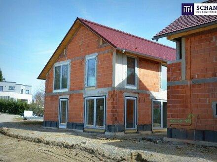 REICHLICH PLATZ! Familientraum mit hochwertiger Ausstattung + Eigengarten + 2 Bäder + Photovoltaik möglich!