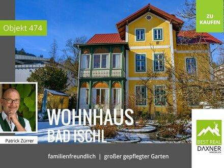 Wohnhaus in Bad Ischl