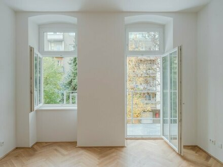 **PROVISIONSRABATT** 1-Zimmer ERSTBEZUG, 6m² Balkon, kompakter Grundriss, sehr gute Ausstattung!