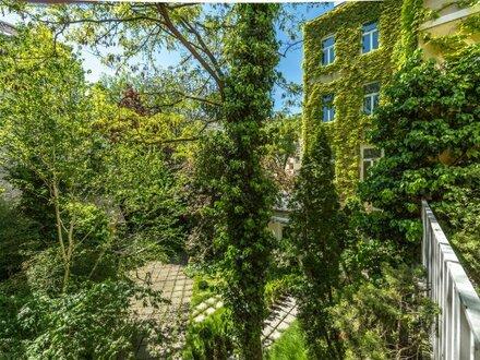++NEU** 3,5 Zimmer Altbau-ERSTBEZUG, Donaublick, 9m² hofseitigem Balkon!!