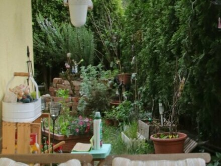 Charmante Neubauwohnung mit Eigengarten in schöner Grünruhelage!