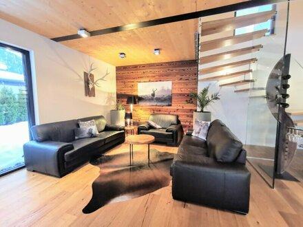 ++NEU** Architekten Massivholz Haus mit top Ausstattung und Swimmingpool !VIDEOBESICHTIGUNG! **NEU++