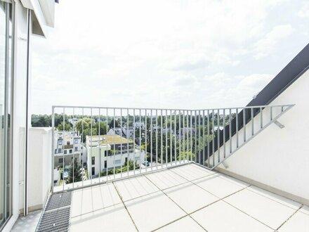 DG-Wohnung mit 6-Zimmer und Terrasse - zu vermieten!
