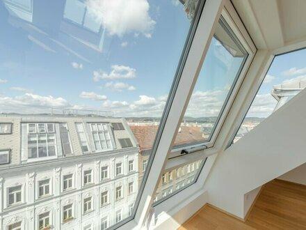 ++NEU++ Hochwertige 4-Zimmer DG-Maisonette mit tollem WEITBLICK! ++ERSTBEZUG++