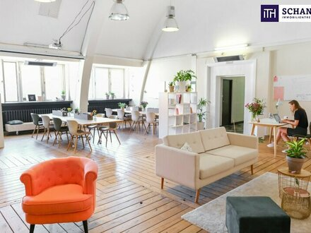 FLEXIBLE BÜROFLÄCHEN VON 80 m² BIS 300 m²! TOP-LAGE! SIE LASSEN SICH PROVISIONSFREI SERVICIEREN!