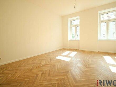 ++ SCHNELL ZUSCHLAGEN ++ Perfekte, kompakte 2-Zimmer-Wohnung in revitalisiertem Stilaltbau