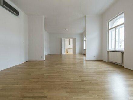 Großzügige und top sanierte Altbauwohnung mit Klimaanlage und 4 Zimmern im Herzen der Innenstadt zu vermieten!