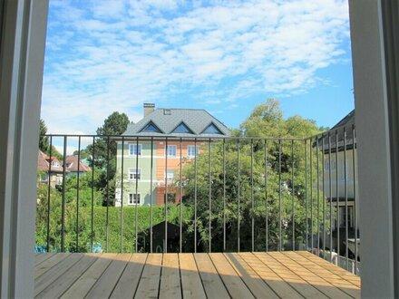 Erstbezug: perfekte 3-Zimmer Wohnung mit Balkon