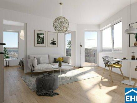 Familienapartment im Dachgeschoß mit großzügigen Terrassen – provisionsfrei