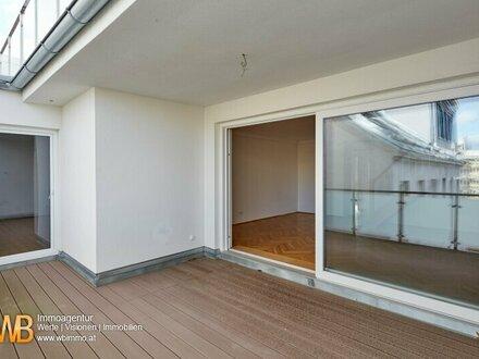 Hochwertige 4-Zimmer DG-Maisonette, perfekte Raumaufteilung! Dachterrasse!!